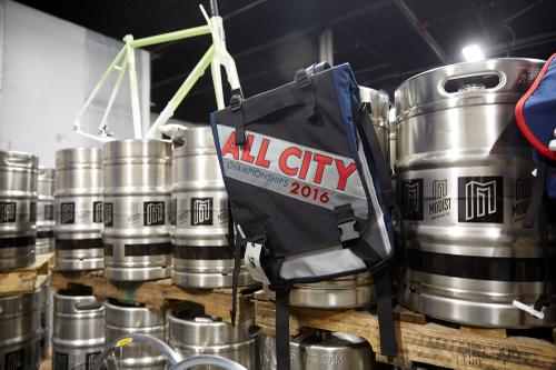 Alleycat - Custom Seagull bag