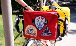 The Adventure Cycling Bikecentennial Memorabilia Show