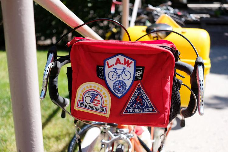 4,000 Miles of Collectibles: The Adventure Cycling Bikecentennial Memorabilia Show
