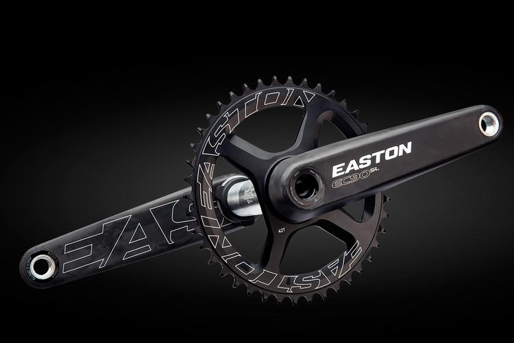 Easton's EC90 SL Cranks are Made in Canada