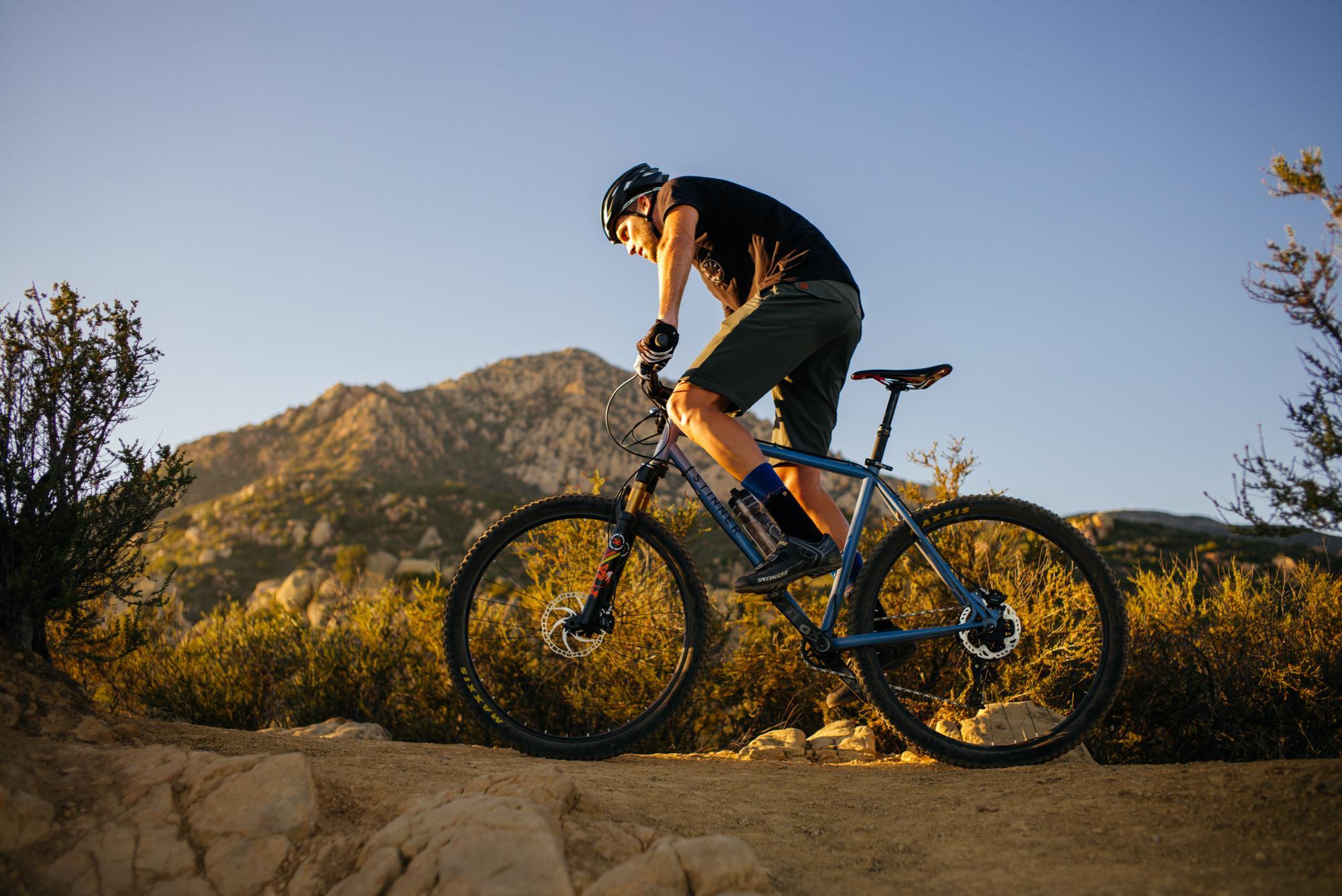 Ridge riding