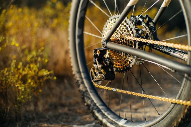 This One Goes to 12: SRAM Eagle and the Stinner Prototype Hardtail MTB