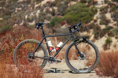 Golden Saddle Rides: Matt's Blackened and Dirty SOMA Wolverine