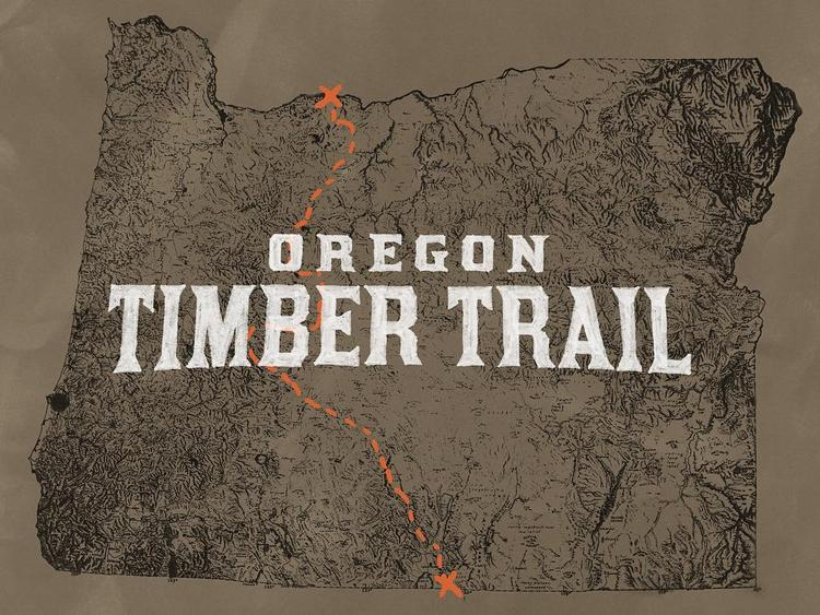The Oregon Timber Trail