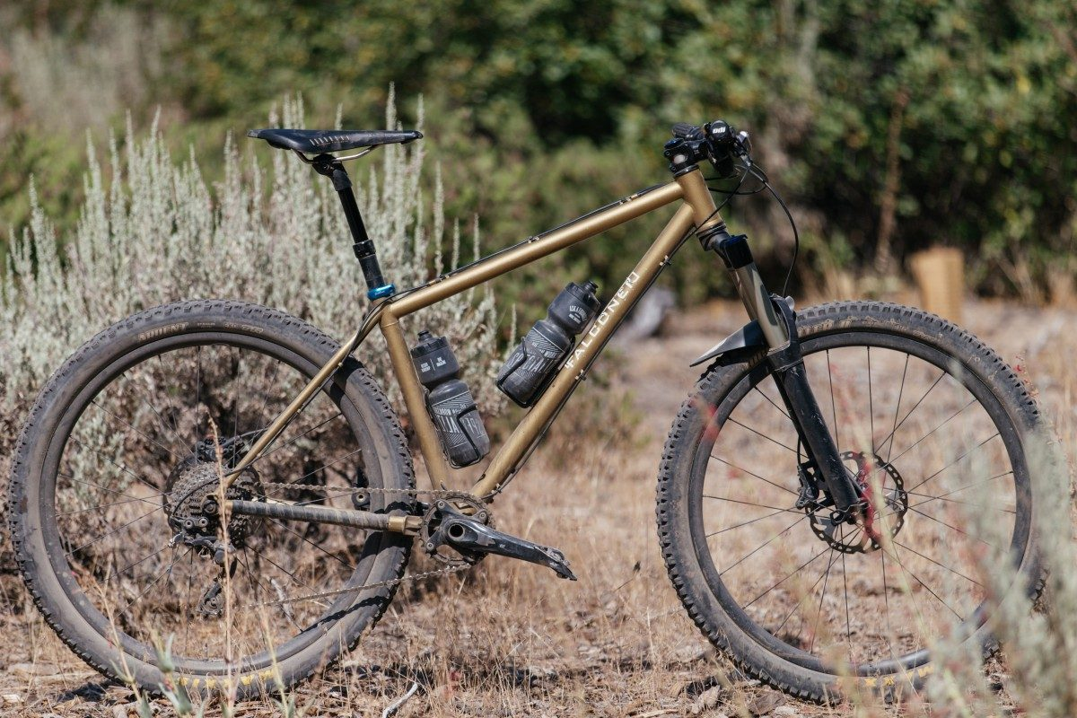 "RJ's Golden Falconer 27.5"" MTB"