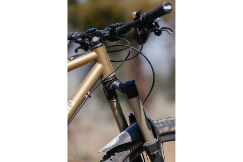 RJ's Golden Falconer 27.5