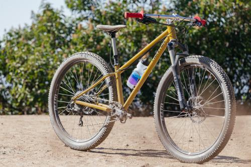 Rie from Sim Works' Hunter Cycles Woodrat 27.5