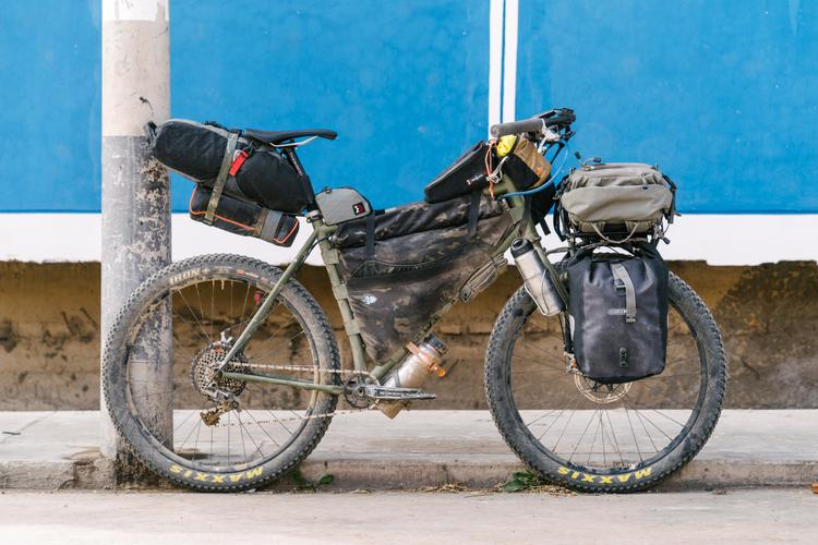 Ryan Wilson's 44 Bikes 27.5+ Rigid MTB