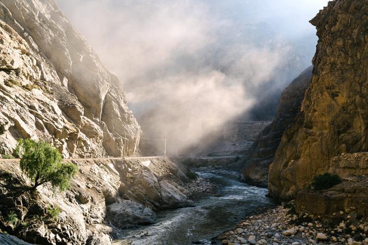 The Beginning: From Peru's Desert Coast to the Cordillera – Ryan Wilson