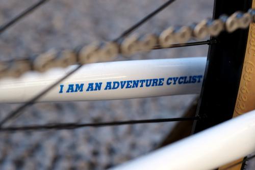 The Adventure Cycling Association Bikecentennial Salsa Marrakesh Touring Bike - Kyle Kelley