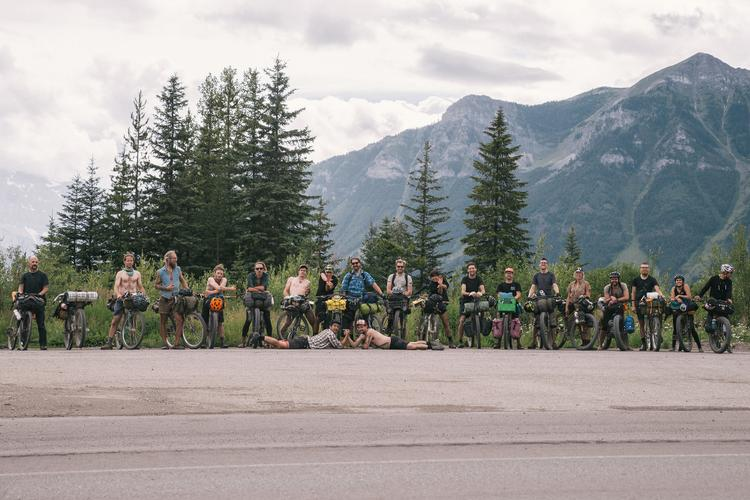 DFL the Divide: A Group Tour in Celebration of Adventure Cycling's 40th