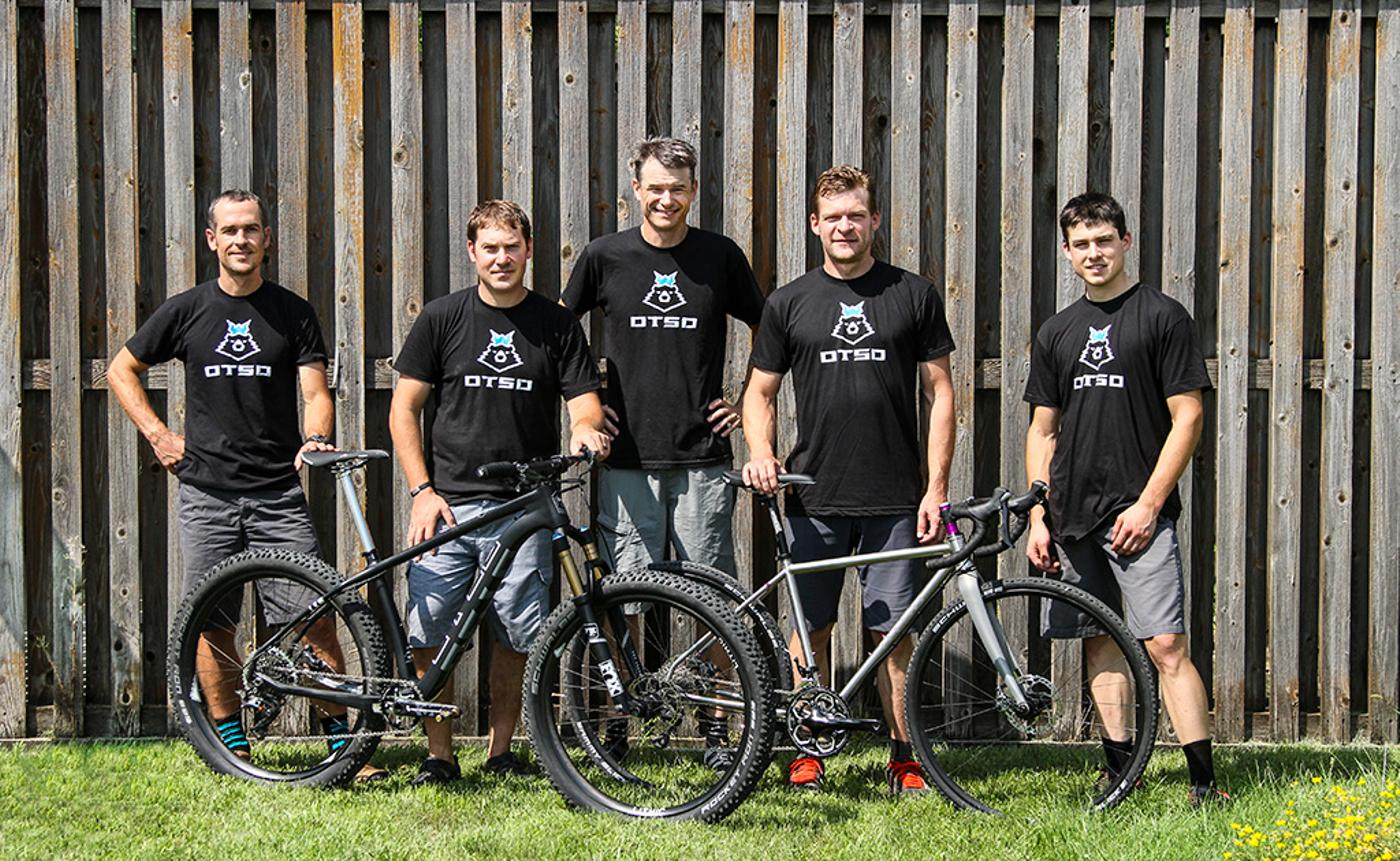 Otso Cycles Rises from Wolf Tooth Components