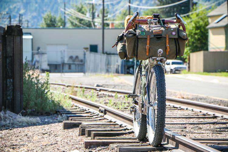 Mark's Crust Bikes DFL 26+ Dirt Tourer –Morgan Taylor