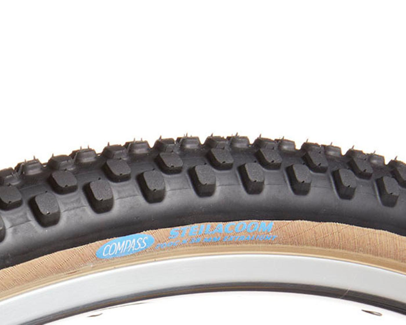 Compass Cycle: New 38mm Steilacoom Cyclocross Tire
