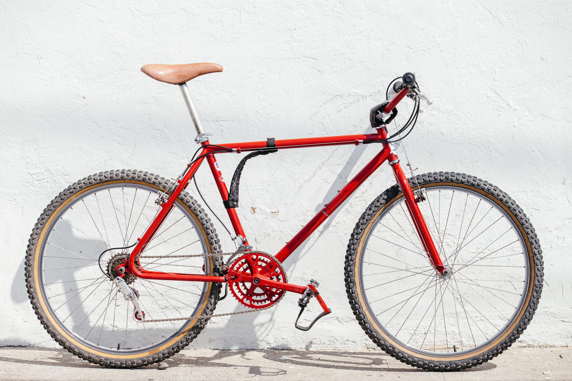 A 1985 Yeti Built and Sold by John Parker