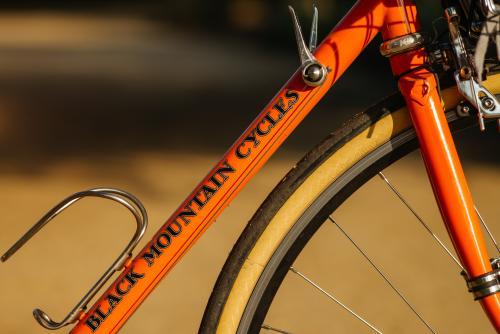 Bob's Black Mountain Cycles Basket Bike Commuter