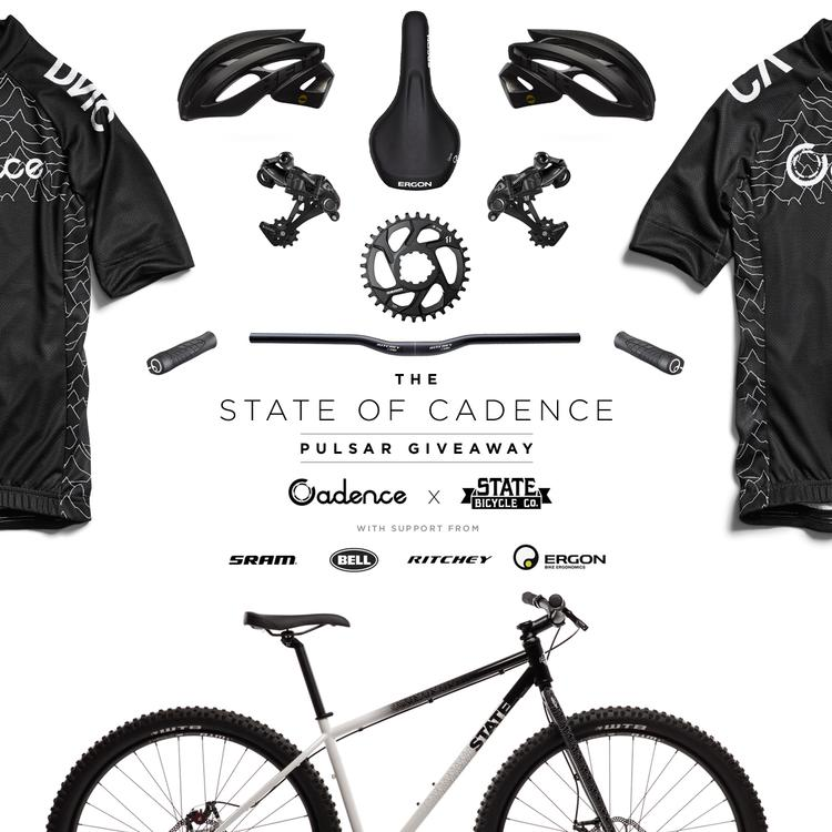 The State of Cadence Give-Away