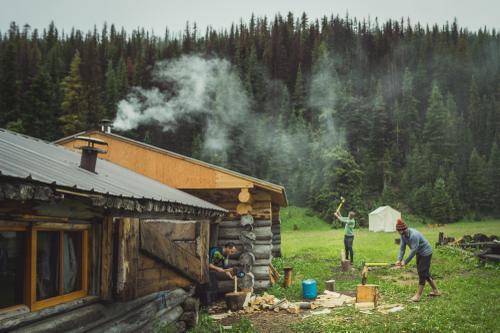 Bear Paw cabin