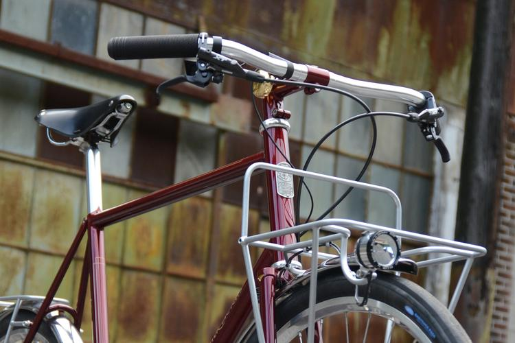 Winter Bicycles Ambassador Porteur
