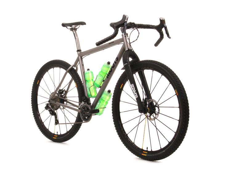 The Moots Baxter 29r Bikepacking Rig