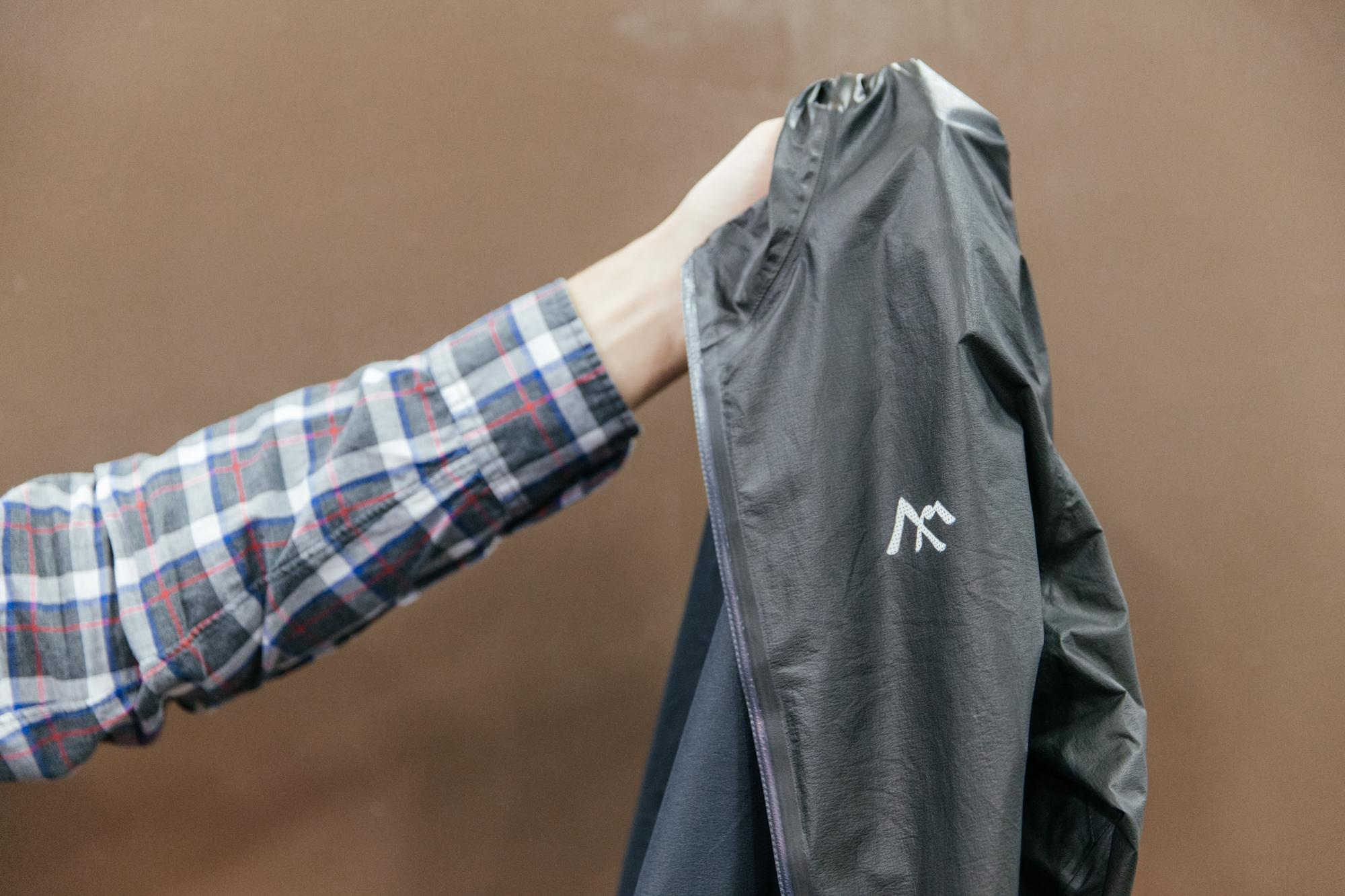 7 Mesh's New 100g Jacket