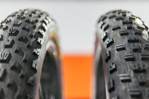 Big ol fat rubber from Maxxis