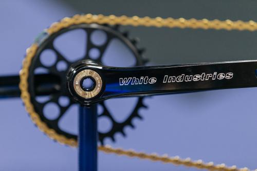 White Industries New outboard BB 30mm Spindle 1x Cranks