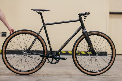 Bombtrack's Urban Racer-inspired city bike.