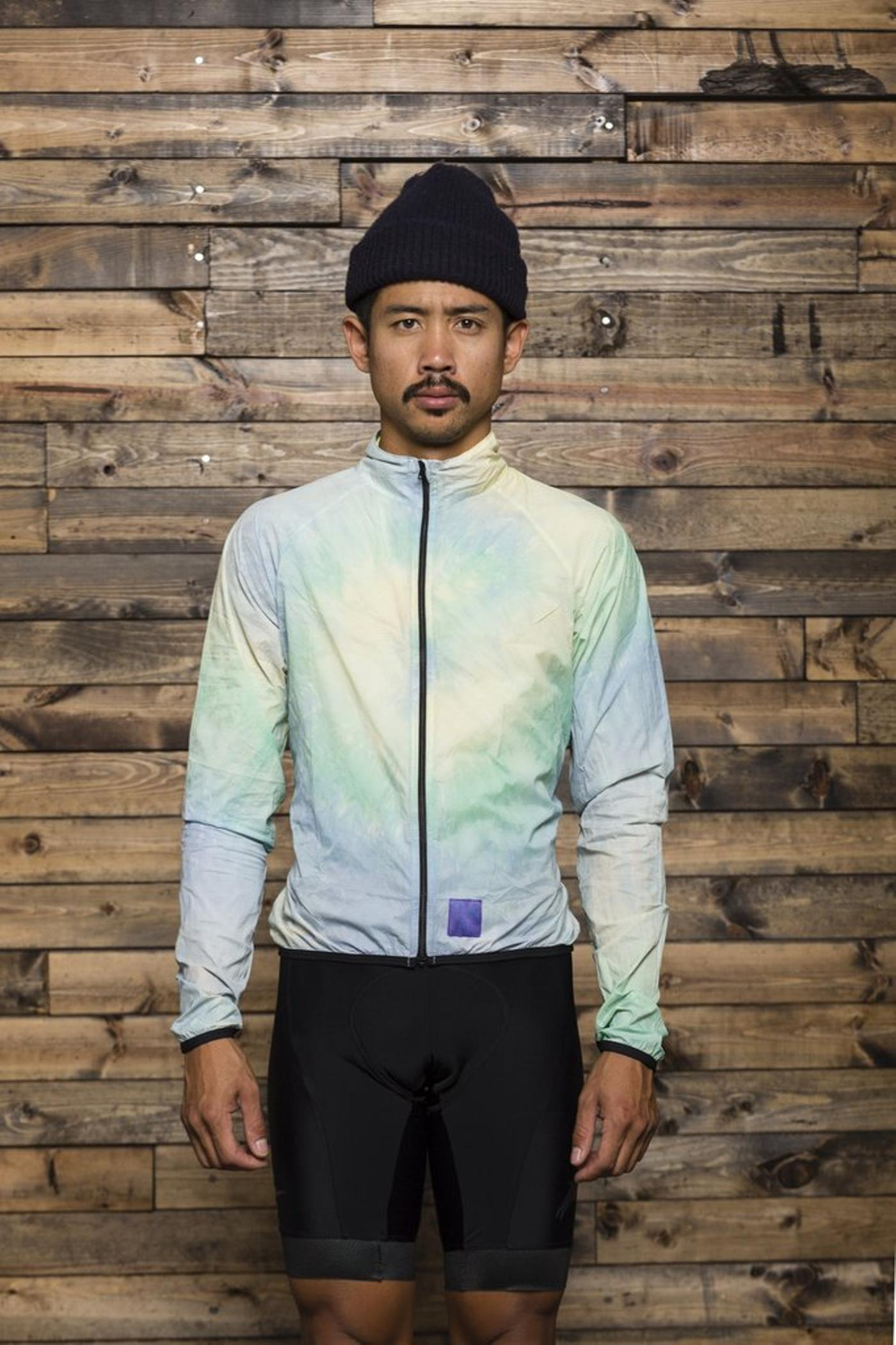 Ringtail's New Tie Dye Breeze Blocker Jackets