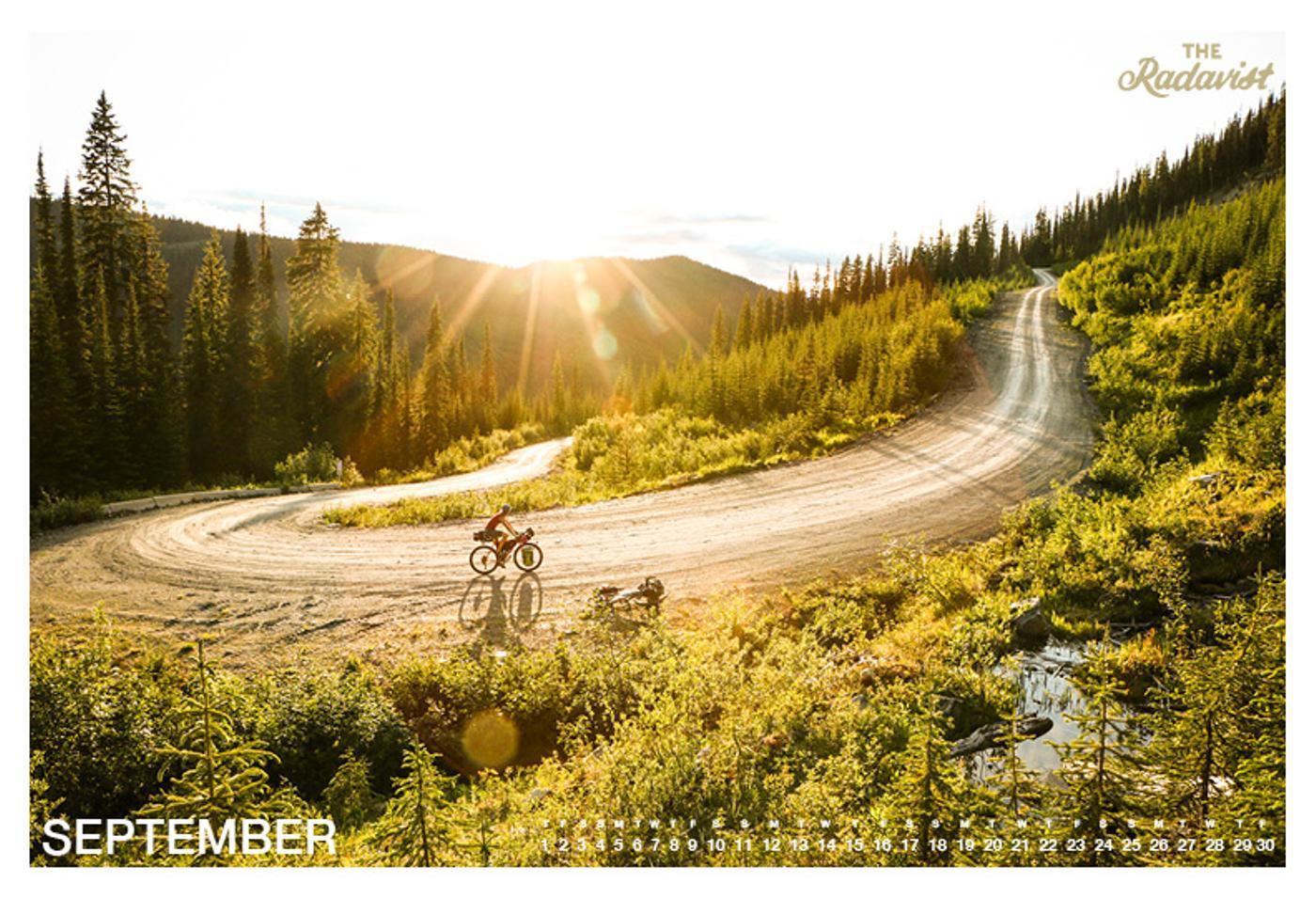 The Radavist 2016 Calendar: September