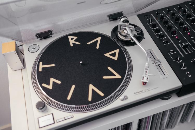 SOLD OUT: The Radavist Slipmats v2