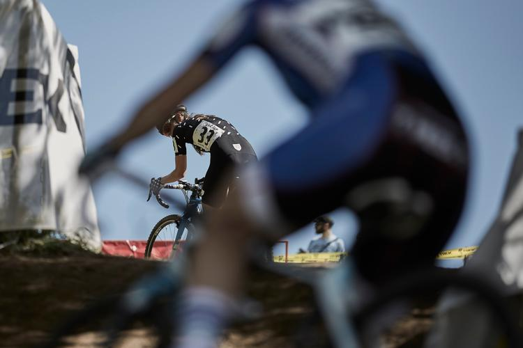 All the Action from the Women's Elite Trek CXC Cup – Kevin Sparrow