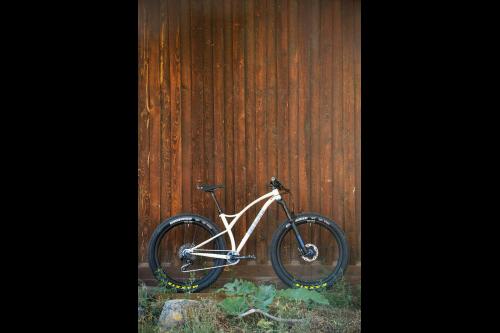 Elliot's Sklar 27.5+ Hardtail – Morgan Taylor