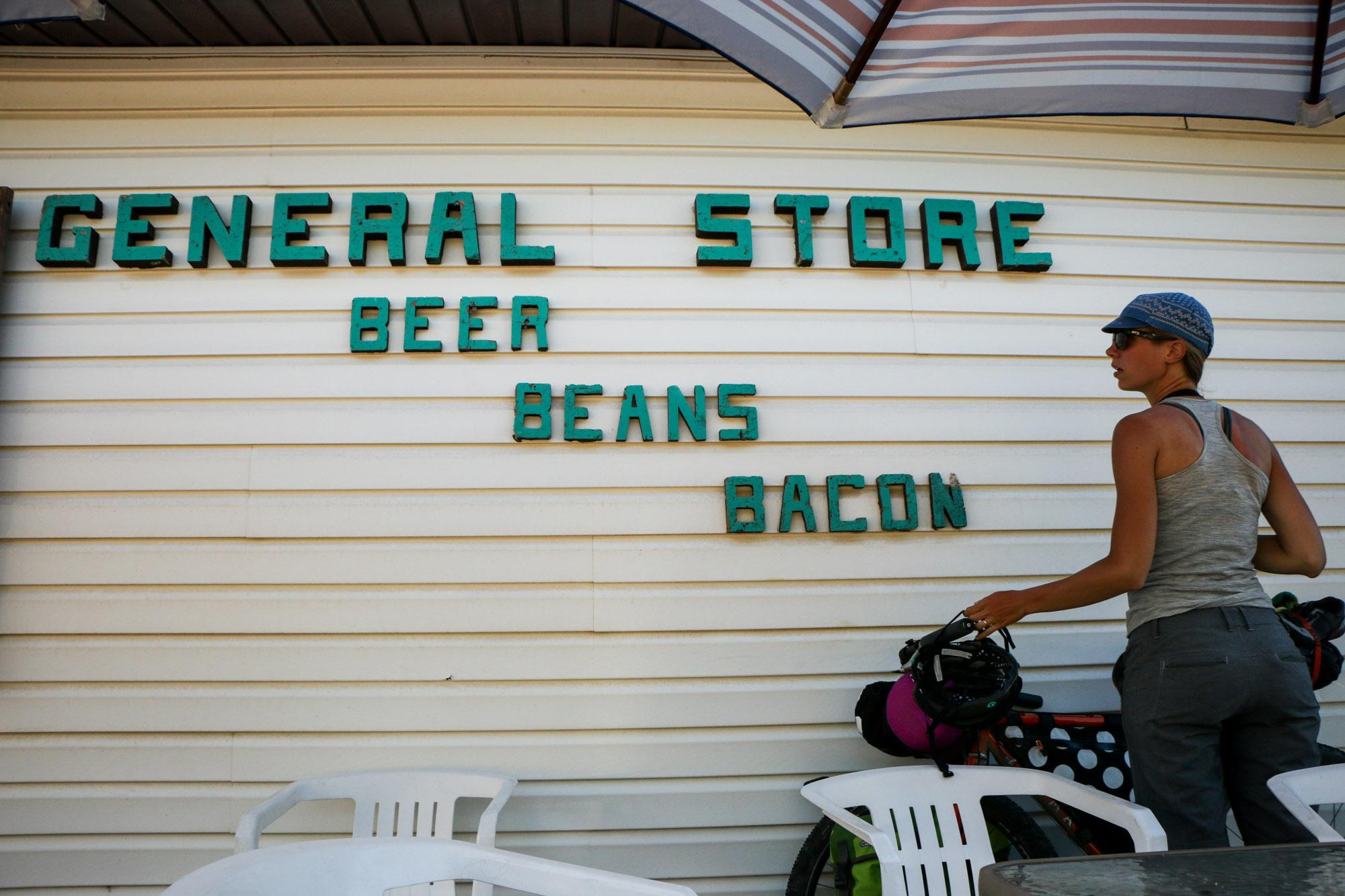 These great little stores were a regular thing in rural Montana,