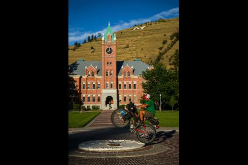 University of Montana.