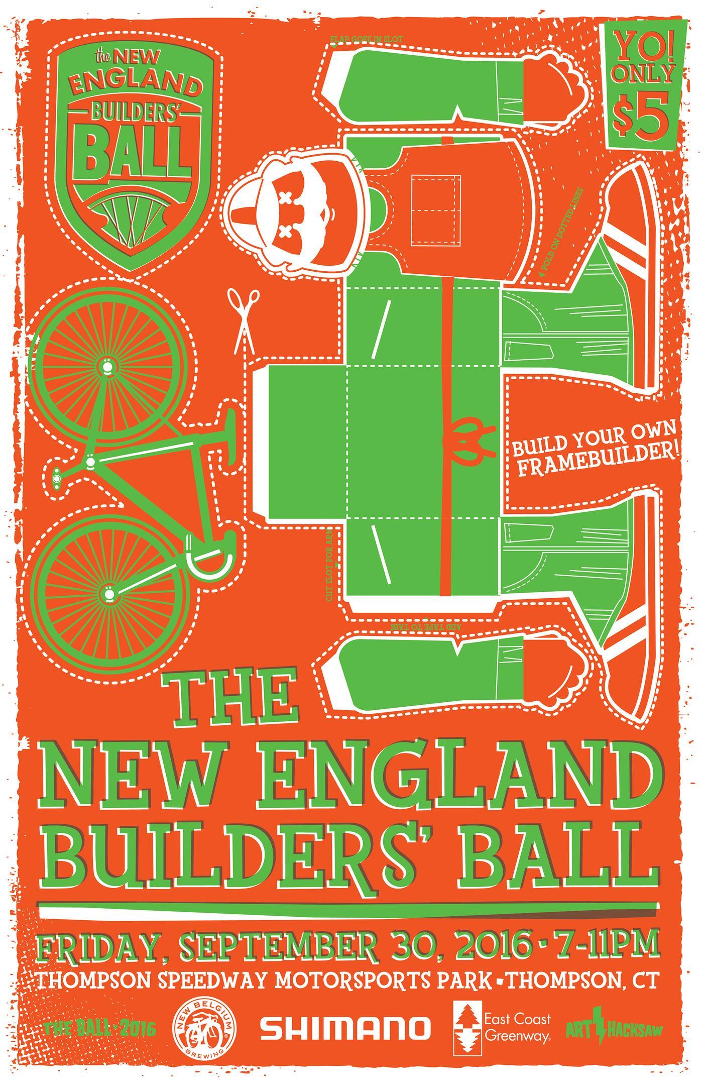 The New England Builder's Ball Returns