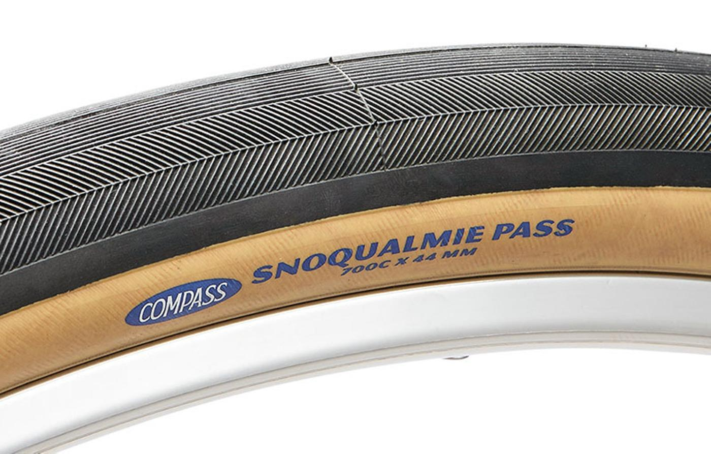 Compass Fattens up their 700c Offering with the Snoqualmie Pass