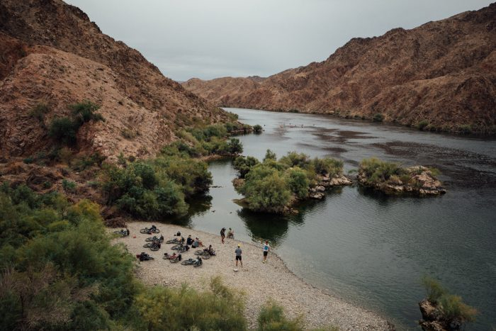 Just Say Yes to Bikepacking photo by Jen Abercrombie