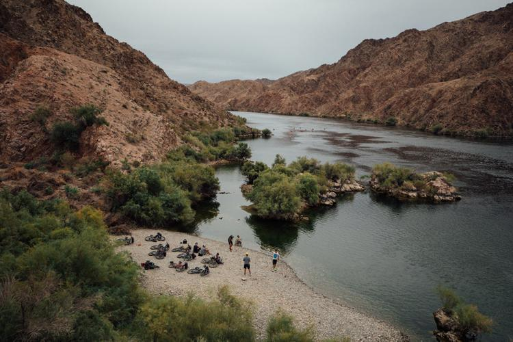 Just Say Yes to Bikepacking – Jen Abercrombie
