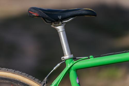 Campbell's Rock Lobster Cross Bike
