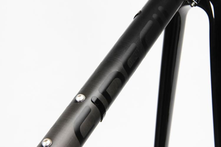 Firefly Bicycles: Faded Black