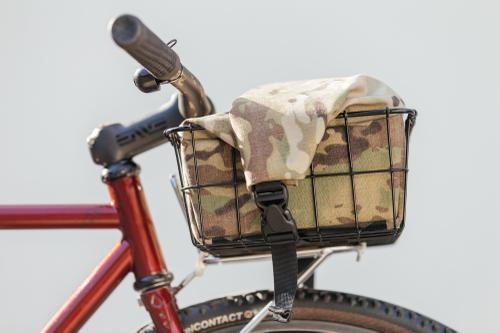 Golden Saddle Rides: Cinelli Mash After-Work Basket Bike