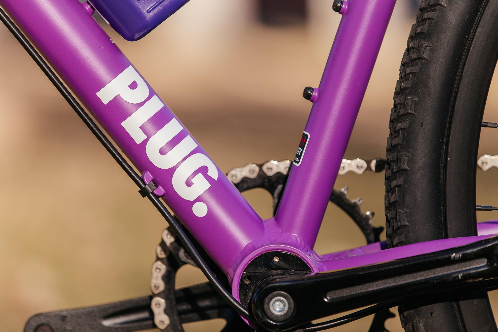 The Grinduro Edition Charge Plug 'Cross Bike