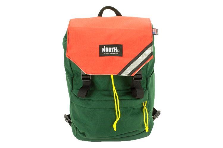 North Street Bags: Morrison Backpack Panniers