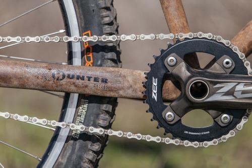 Rick Hunter's Rusty Singlespeed Cruiser
