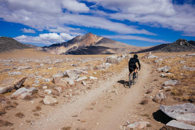 Cycling Up White Mountain Peak in the Inyo National Forest