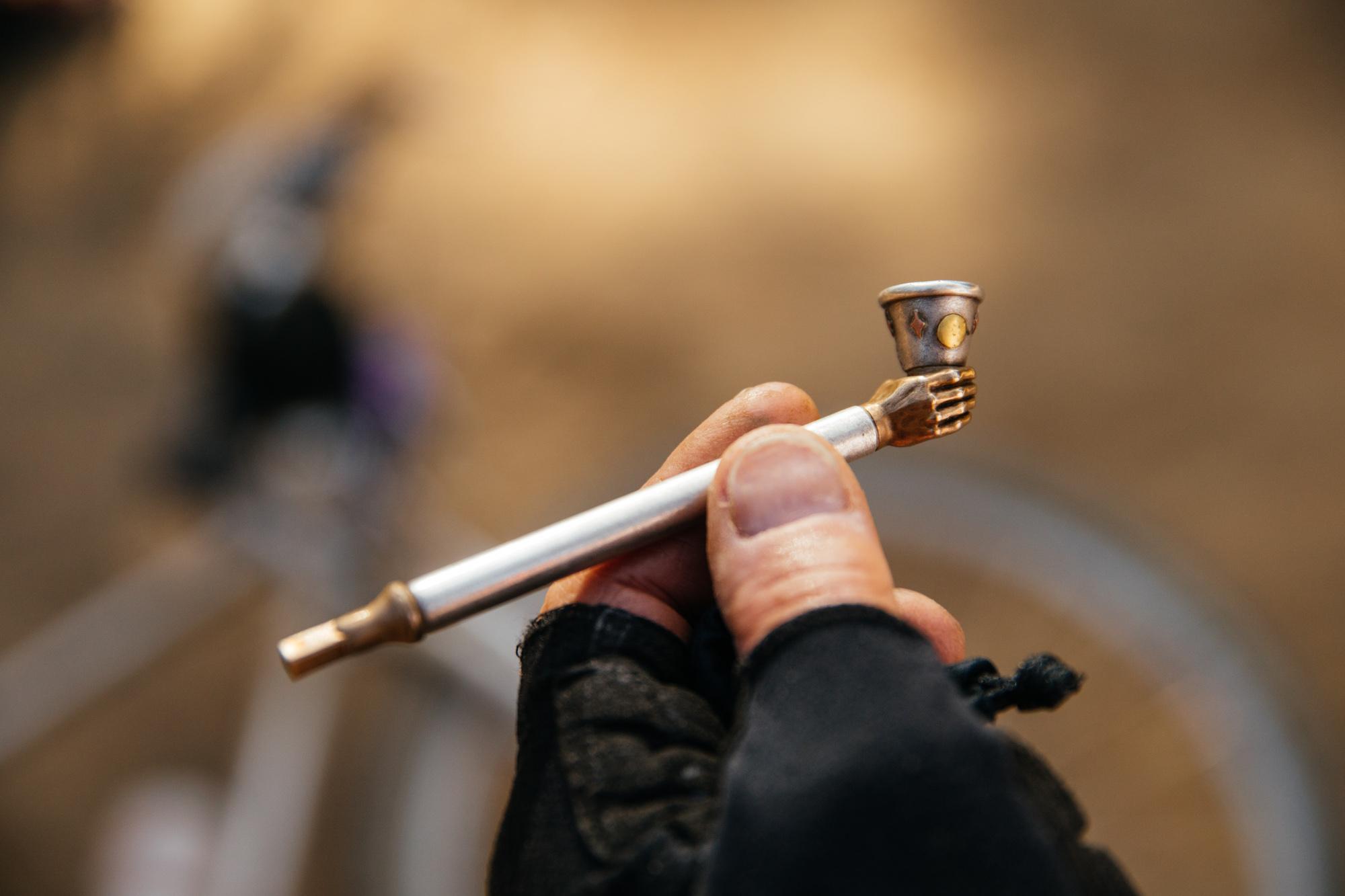 Chern's pipe!