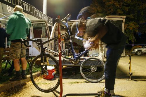Sierra Buttes mechanics