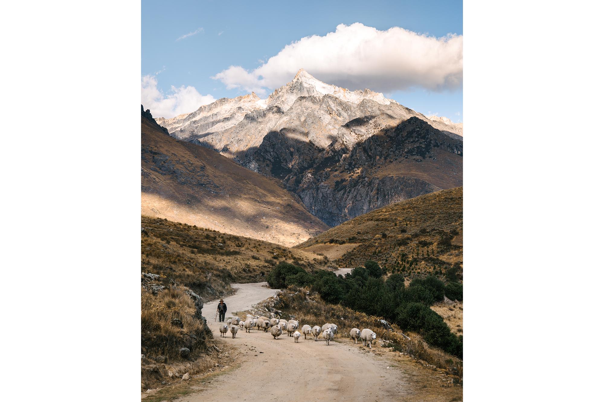Andean Gridlock