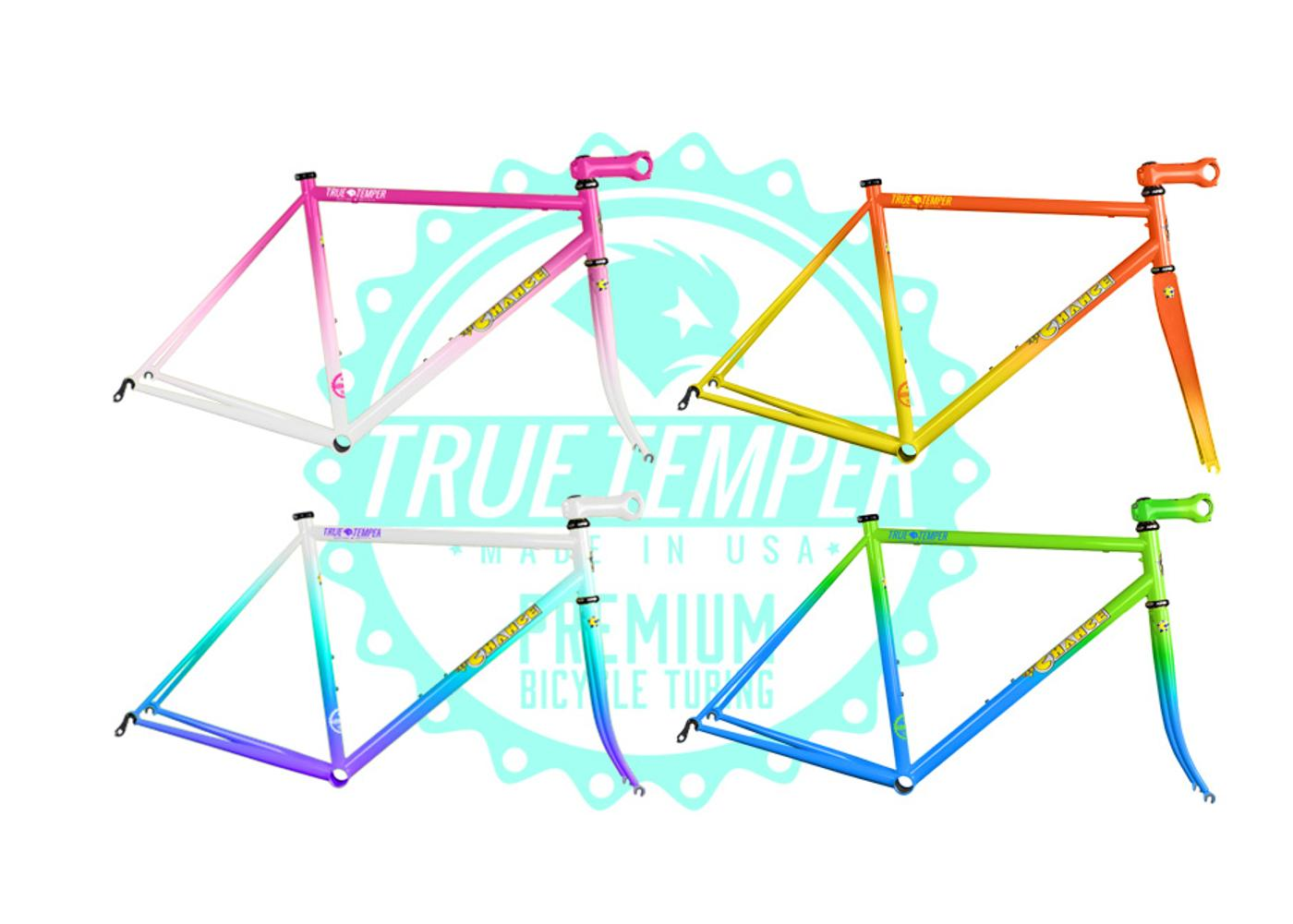 Own a True Temper Slim Chance Road Frame